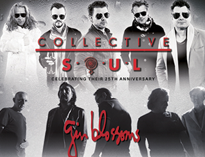 Collective Soul and Gin Blossoms