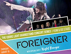 Foreigner and Night Ranger