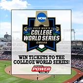 Win Tickets to the 2018 NCAA College World Series