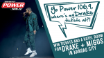 Drake in Kansas City