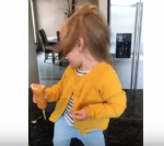 Toddler With a Corn Dog Goes Viral for Basically Embodying Beyoncé in Every Way