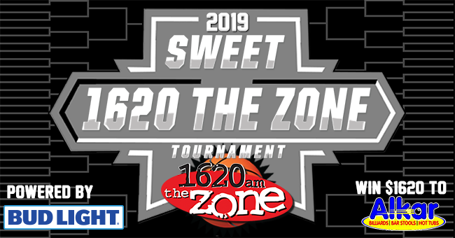 Sweet 1620 the Zone Contest Rules