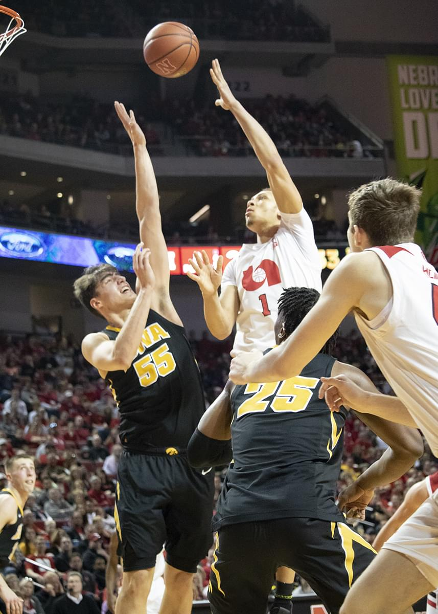 After Playing the Hero Against the Hawkeyes, Amir Harris is now Injured