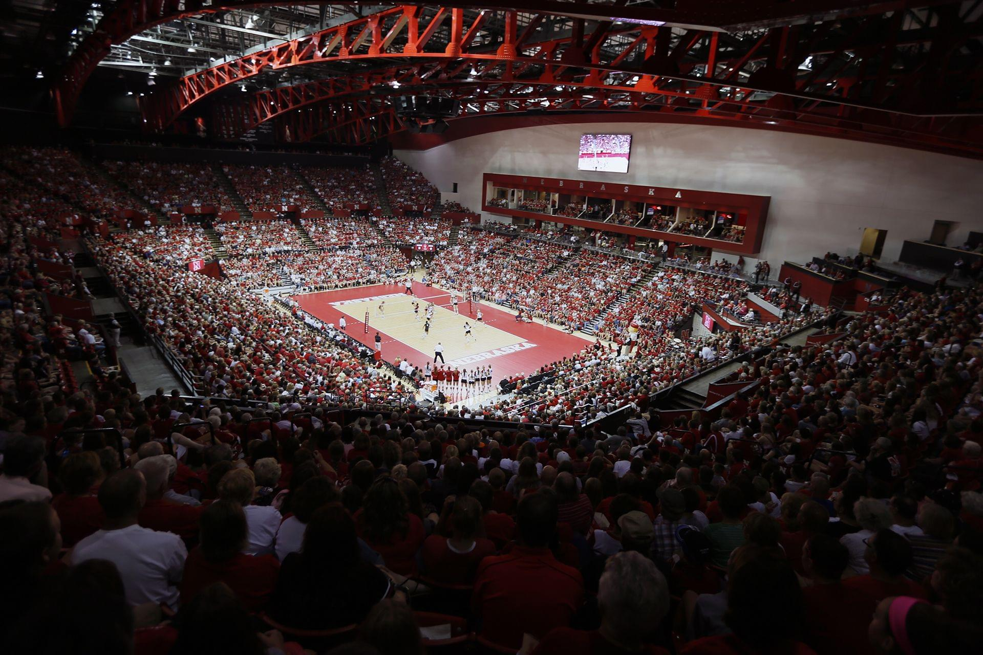 Husker Volleyball Team Releases their Schedule for the 2019 Season