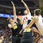 Former Husker Basketball Player Amir Harris Announces Transfer to George Washington