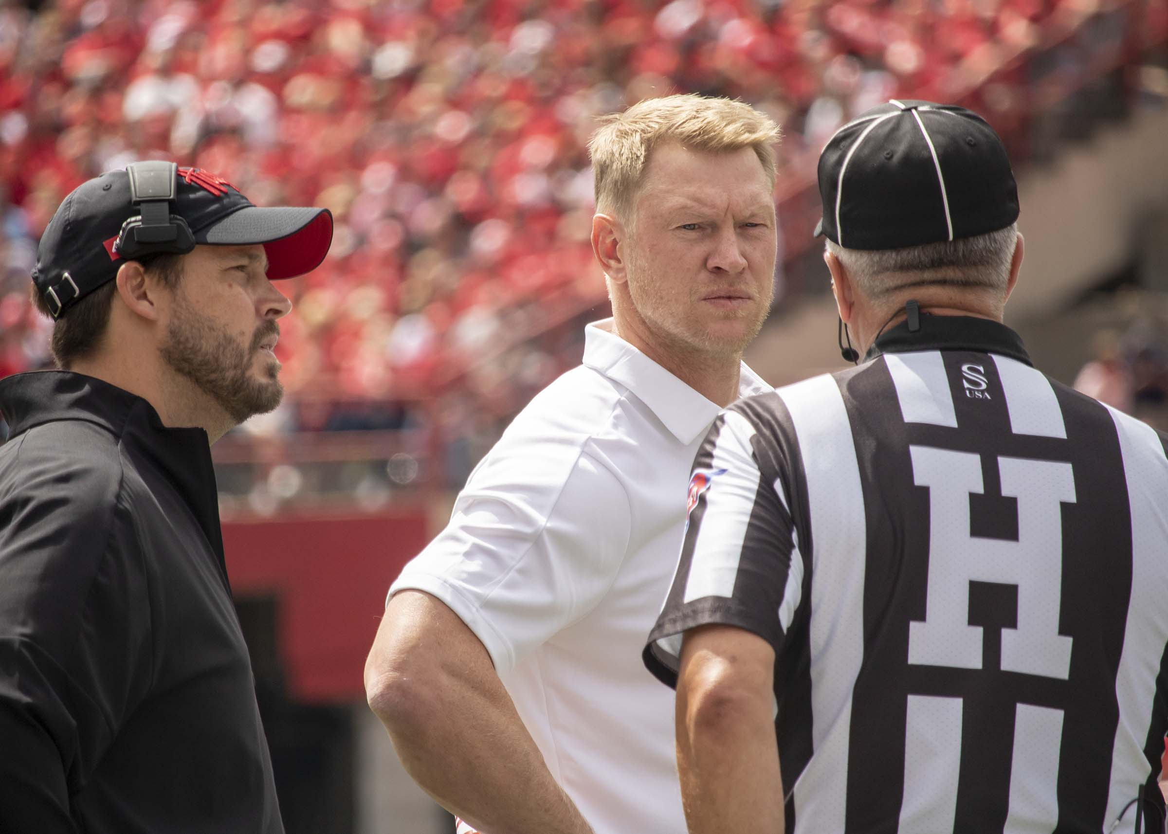 Huskers Fall in Overtime to Colorado, 34-31