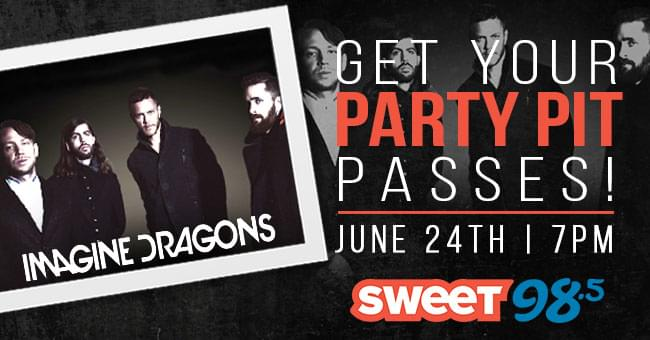 Win tickets to see Imagine Dragons!