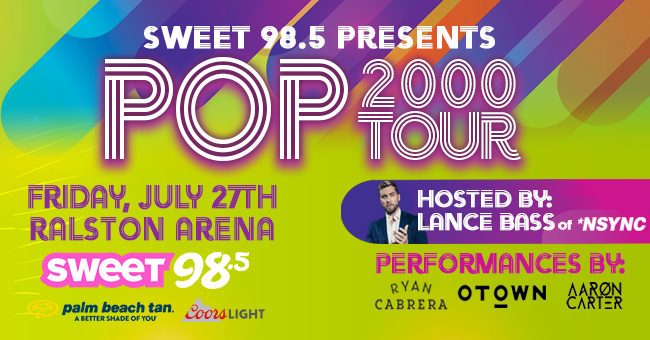 Sweet 98.5 Presents POP 2000 Tour