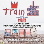 Train with Goo Goo Dolls