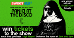 Panic! At The Disco Ticket Giveaway