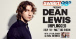 Dean Lewis at The Waiting Room