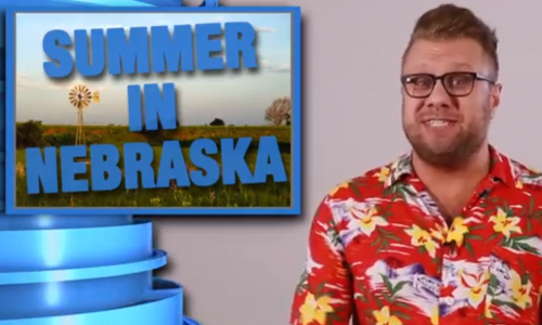 Summer In Nebraska