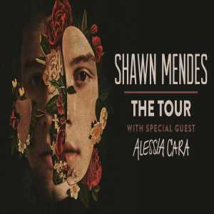 Shawn Mendes: The Tour, with Special Guest Alessia Cara