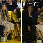 Queen Bee Drama At Game 3 Of The NBA Finals
