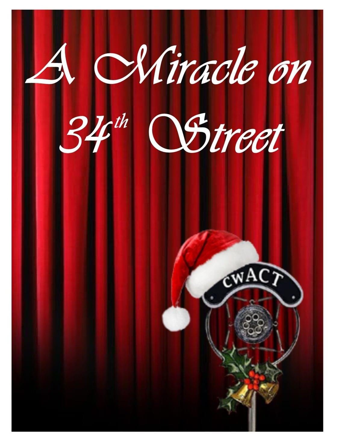 Christmas Radio Play – Miracle On 34th Street