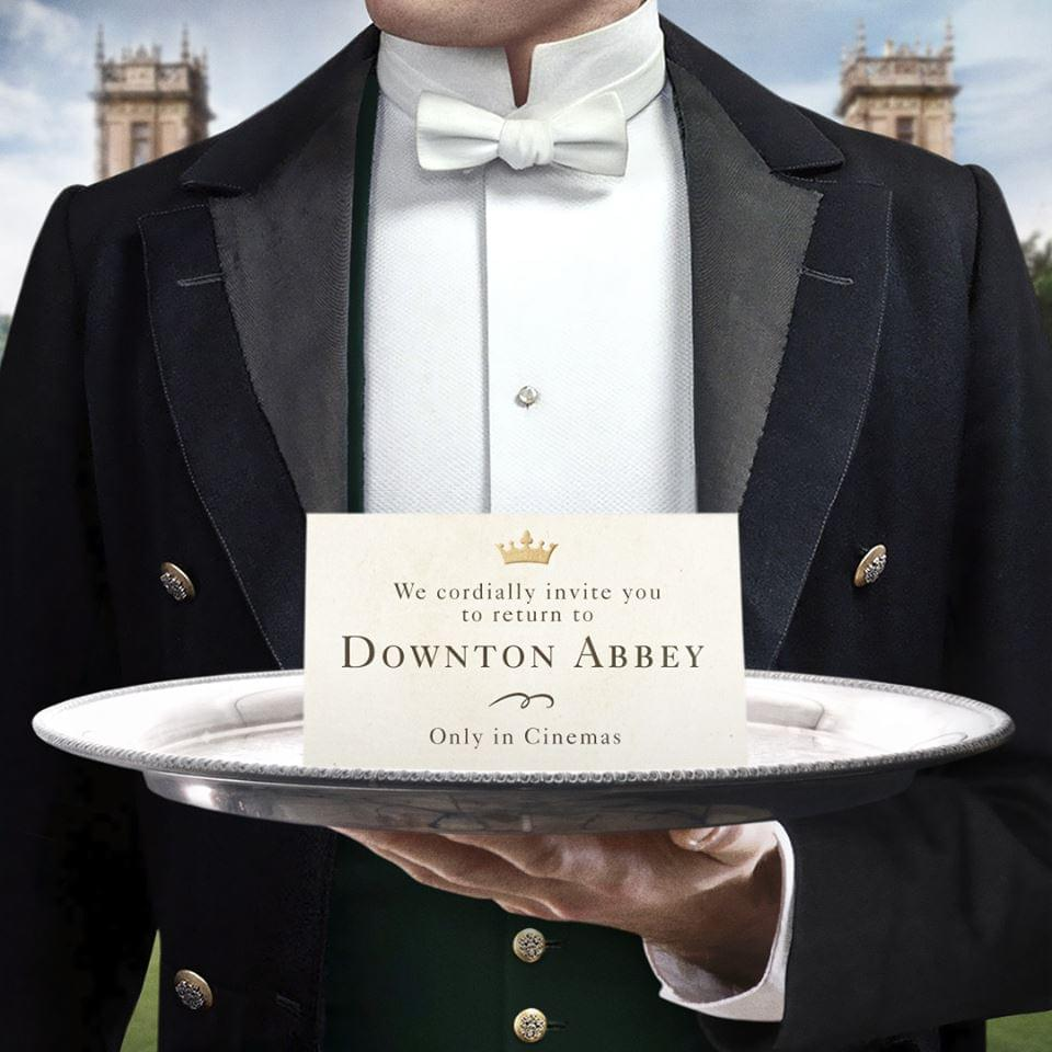 Downton Abbey Movie Is Coming
