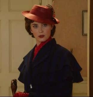 Your First Look At The New Mary Poppins Movie