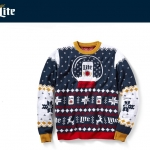 Miller Lite Has An Ugly Sweater For You