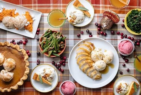 Enjoy Your Thanksgiving Dinner in Ice Cream Form