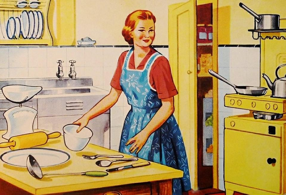 retro-cooking