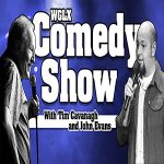 A Night of Comedy at The Plaza