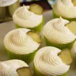 Pickle Cupcakes Are Your Spring Sweet Treat