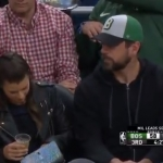 Milwaukee Fan Buying Drinks For Rodger's Girlfriend