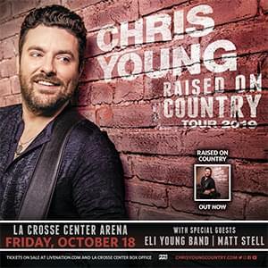 Chris Young Tour