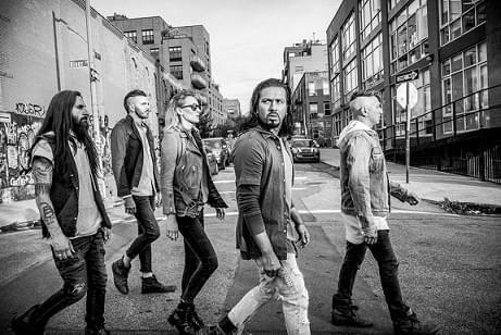 Pop Evil Releases Video for 'Be Legendary'