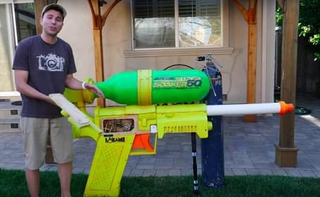 giant super soaker