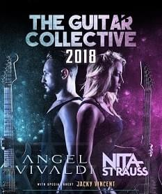Angel Vivaldi & Nita Strauss