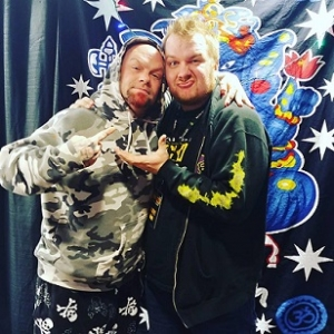 FFDP's Ivan Moody Takes You On A Video Tour of His House