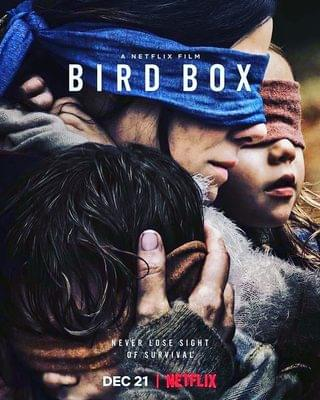 I Finally Watched Bird Box.