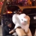Easter Bunny Lays the Smack Down in Florida [Video]