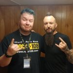 Rock 108 Chats With Mike Wengren of Disturbed on Stage Pyro, Cover Tracks, and More