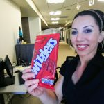 My TWIZZLERS Addiction Documented Throughout My Radio Career In Photos