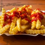 Heated Debate:  Ketchup All Over Your Food, OR On The Side?