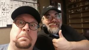 Mike Davis and Shawn Foxx: Enter The Podcast #3