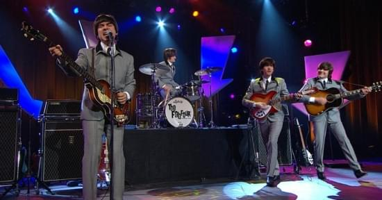 The Fab Four – The Beatles Tribute