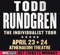 Todd Rundgren – The Individualist Tour