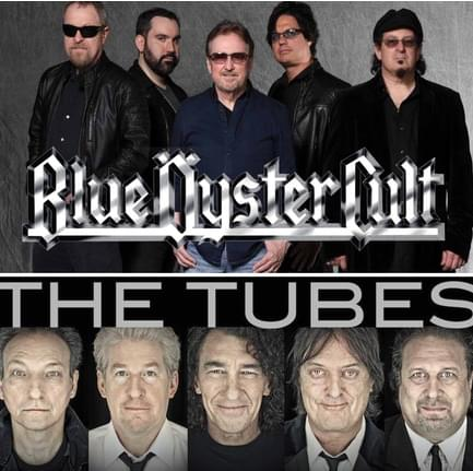 Blue Oyster Cult With Guest The Tubes Featuring Fee Waybill