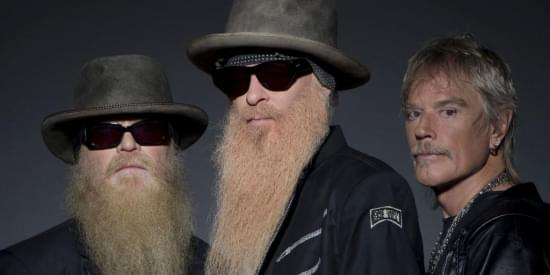 ZZ Top – 50th Anniversary Tour with Cheap Trick