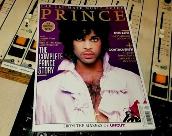 Prince's memoir to be published in October