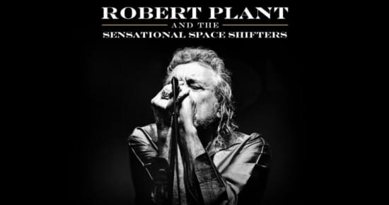 Robert Plant & The Sensational Spaceshifters