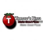 Lunch with Laue at Tomaso's Pizza