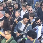 "500 Guitarists Play ""Highway to Hell"""