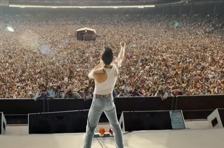 'Bohemian Rhapsody' Biopic is Coming to Blu-ray Soon