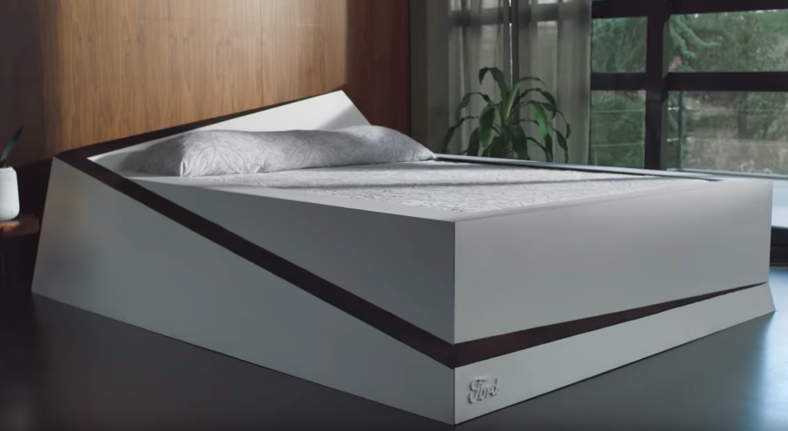 Ford Created a Bed That Prevents Your Partner From Hogging