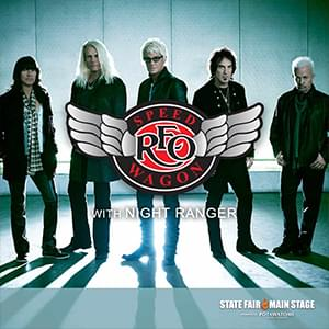 REO Speedwagon with Night Ranger