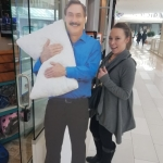 "A Report of a ""Deranged Person"" Turns Out to Be a Cardboard Cutout of the ""MyPillow"" Guy"